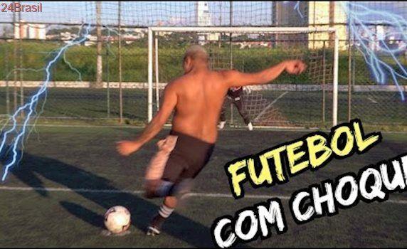 FUTEBOL COM CHOQUE FT INSANOS,MC WM,JOÃO MMMV