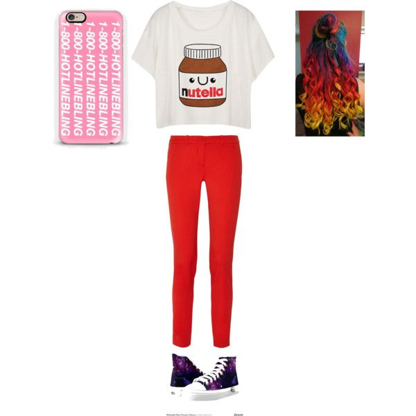 Goin to the mall outfit by kk1605 on Polyvore featuring Michael Kors and Casetify