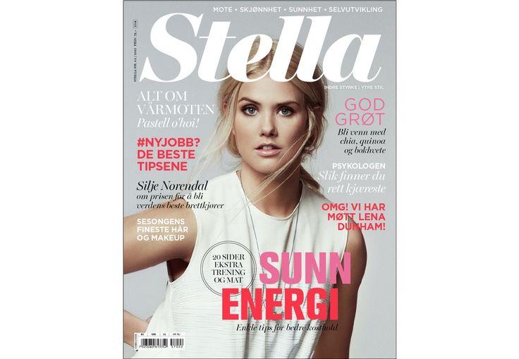 Nytt Stella i salg nå!   Stellamagasinet.no