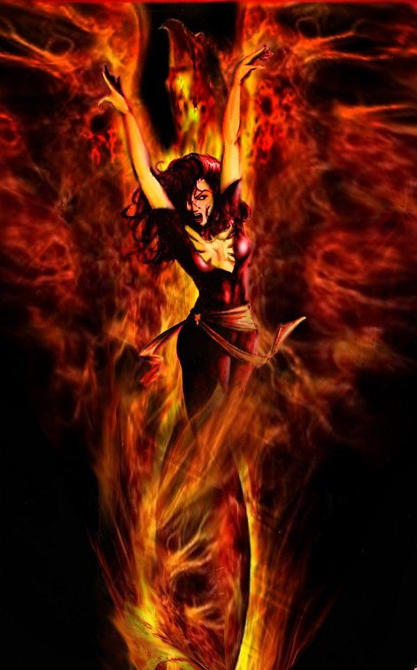dark phoenix   destruction