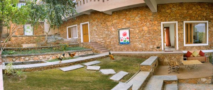 Devra Homestay, Udaipur #rajasthan #homestay #bnb #travel #india  http://www.padhaaro.com/blog/top-10-homestays-india/