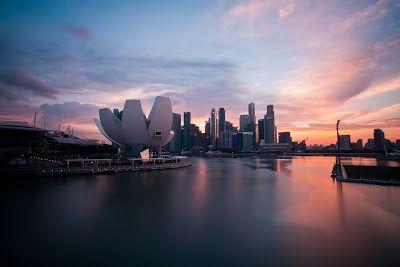 Singapour : une ville à la pointe des nouvelles technologies par Geoffroy Stern