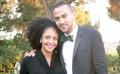 Grey's Anatomy Star Jesse Williams And Wife Aryn Drake-lee Welcome Baby Girl Together