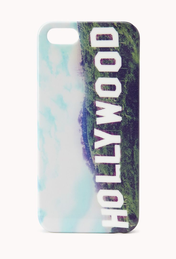Scenic Hollywood Phone Case   FOREVER21 The land of dreams #PhoneCase #Accessories #MustHave
