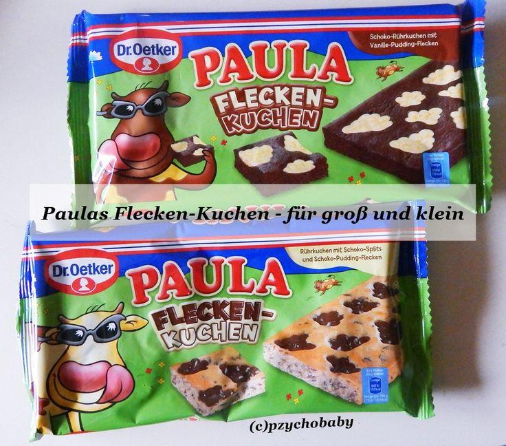 Pudding-Kuchen von Paula