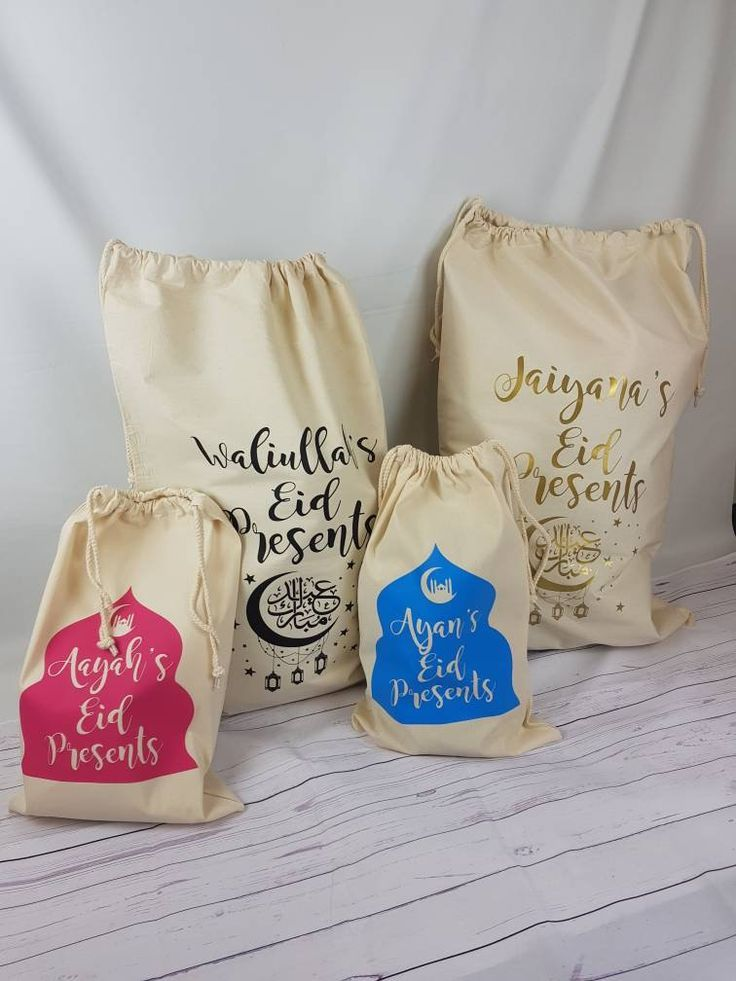 Christmas Gift Bags Diy.Personalised Christmas Stuff Bag Sack Children Gifts