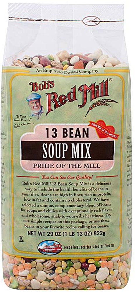 Bob's Red Mill Soup Mix 13 Bean