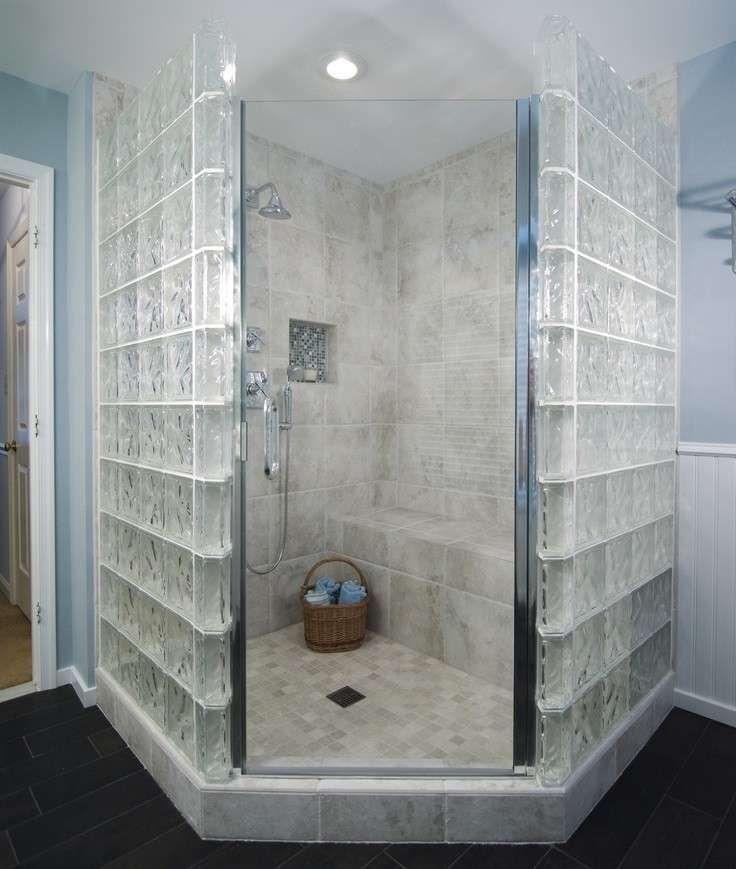17 migliori idee su pareti di vetro su pinterest tappeto nero decorazione industriale e casa loft - Finestra vetrocemento ...