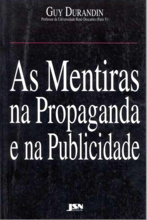 41 best free e books livros gratutos images on pinterest book ebook as mentiras na propaganda e na publicidade por guy durandin link malvernweather Image collections