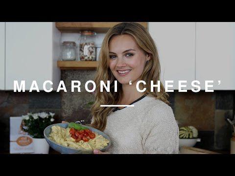 Niomi Smart - Macaroni 'Cheese' with Roasted Tomatoes | Eat Smart | Wild Dish - YouTube