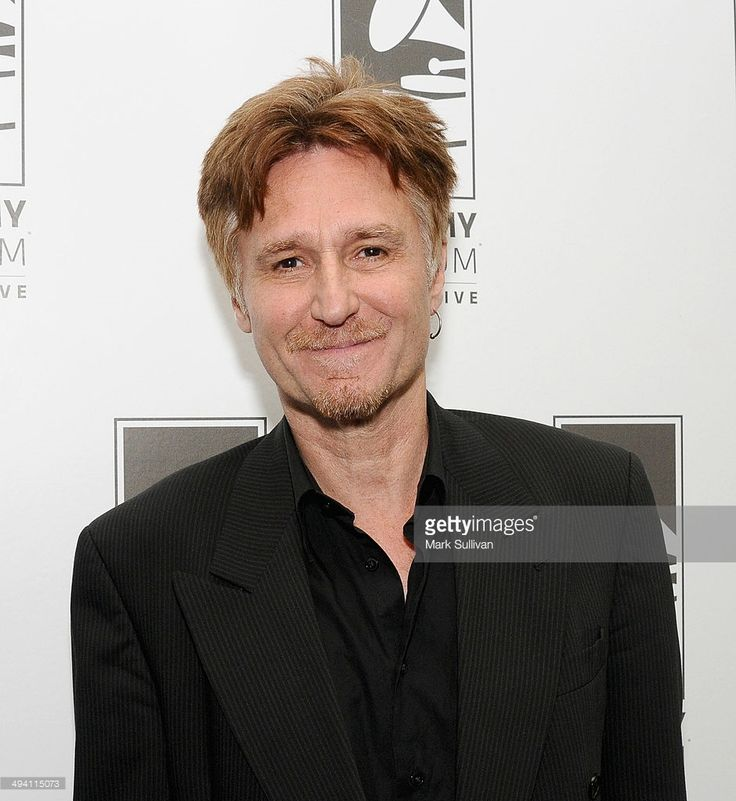 Singer John Waite poses before An Evening with John Waite at The GRAMMY Museum on May 27, 2014 in Los Angeles, California.