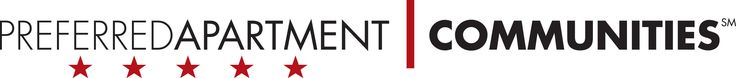 Preferred Apartment Communities logo.