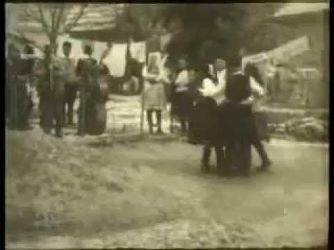 Magyarpalatkai magyar tánc vagy négyes - mezőségi táncdialektus