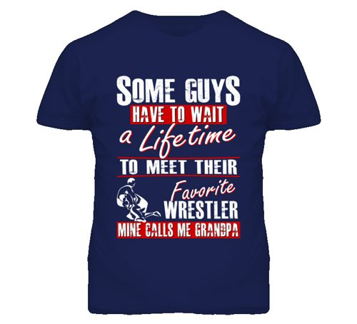 69508bbf The Wrestling Grandpa T Shirt - My Grandson is My Favorite Wrestler | FINDS  ON ART FIRE | Mom shirts, Mothers day shirts, Dad to be shirts