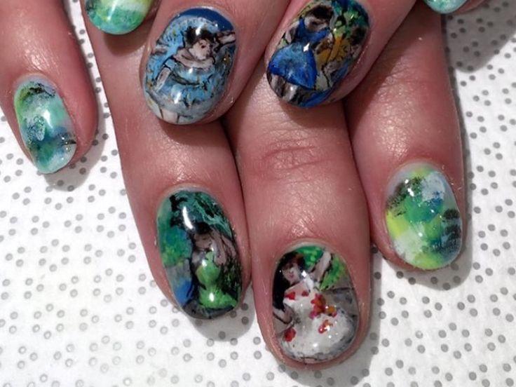 52 best French Manicure images on Pinterest | Best nail salon, Best ...