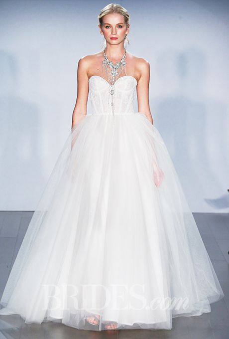 Alvina Valenta Wedding Dresses Fall 2015 Wedding dress by Alvina