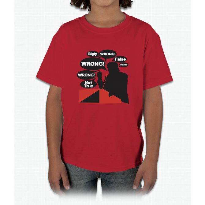 Donald Trump-mr. Righ Young T-Shirt