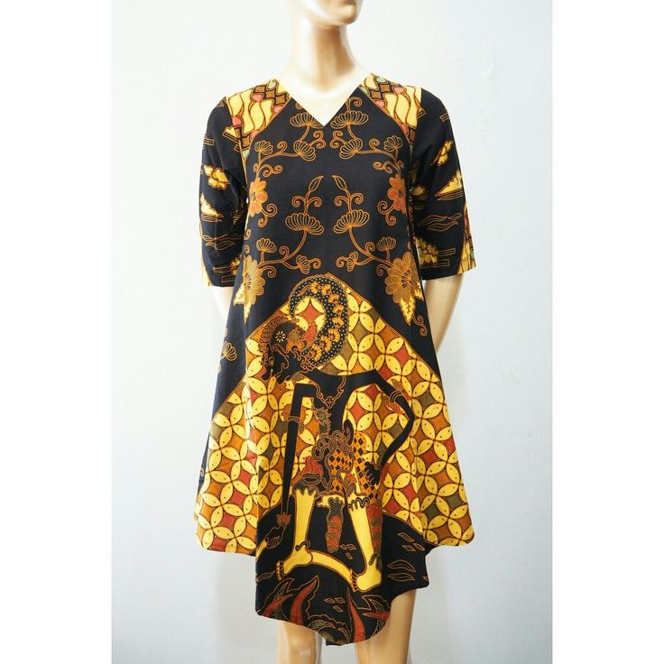 Batik sinaran dress  Follow IG @dmodewinkel