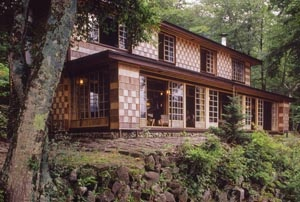 Studio of Antonin and Noemi Raymond, Karuizawa, Japan, 1933