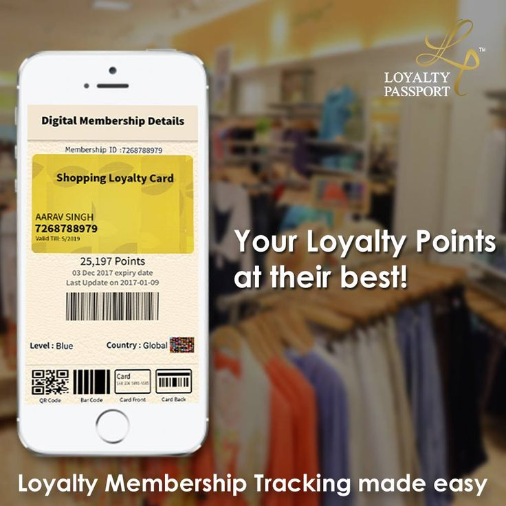 now keep all your loyaltymemberships pointsmiles and even passwords on one screen
