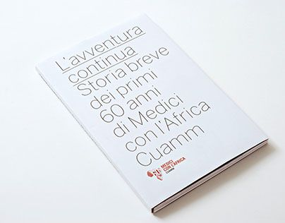 "Check out new work on my @Behance portfolio: ""60° Medici con l'Africa Cuamm"" http://be.net/gallery/33407769/60-Medici-con-lAfrica-Cuamm"