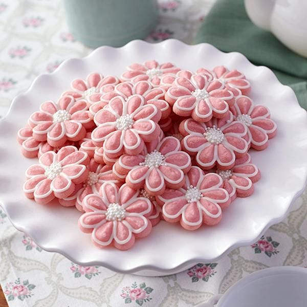 Mother's Day Spritz Cookies