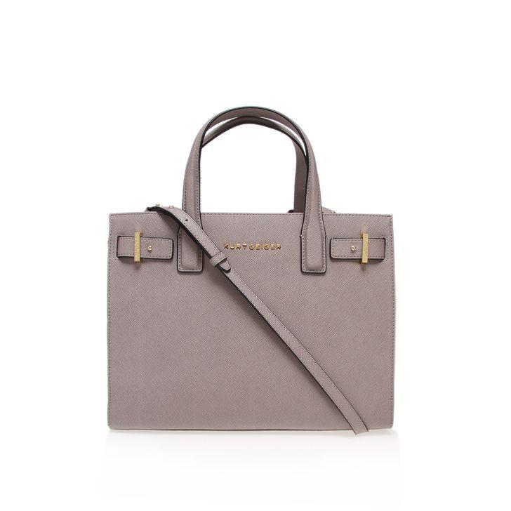 Saffiano London Tote - Saffiano - Bags - Accessories - Women   Kurt Geiger