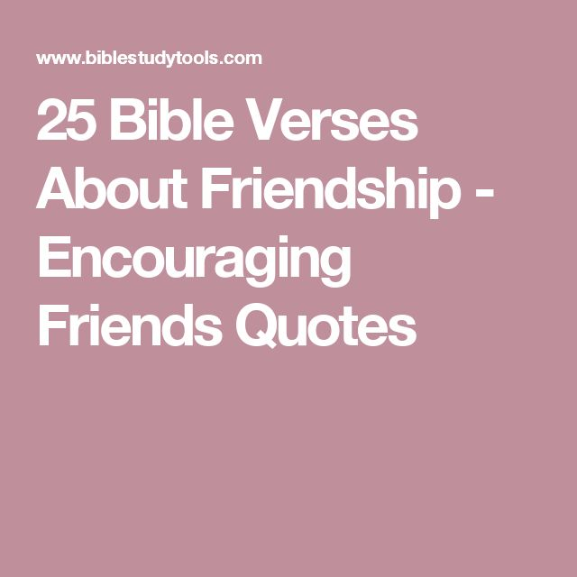 Best Friend Quotes For Her: 25+ Best Ideas About Friendship Bible Verses On Pinterest