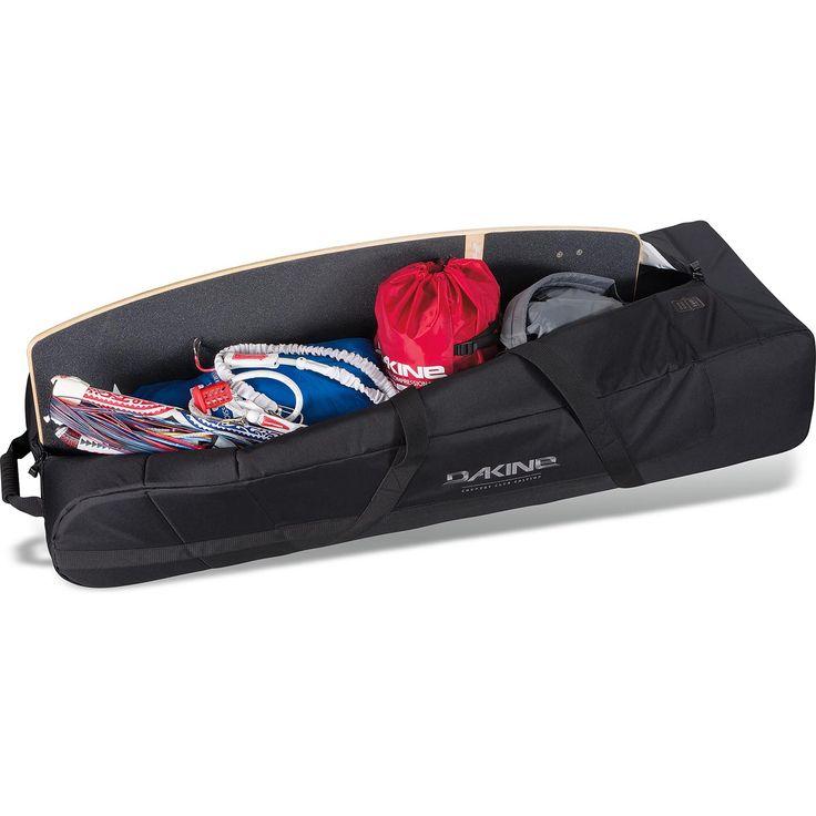 Dakine Club Wagon 140 cm Kite Boardbag mit Rollen Black
