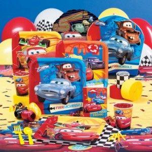 Great Cars themed birthday ideas!