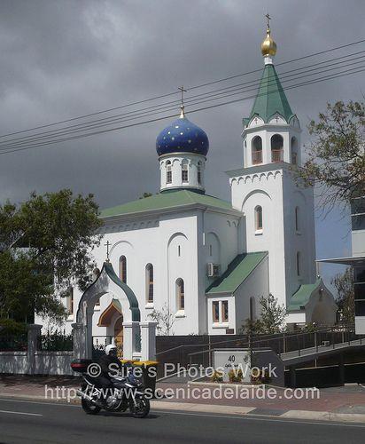 Russian Orthodox church in Adelaide