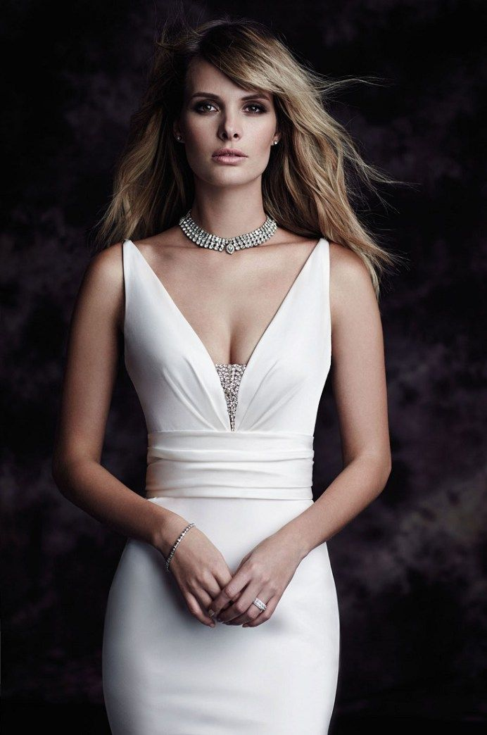 Fall 2015 Paloma Blanca Wedding Dress Collection