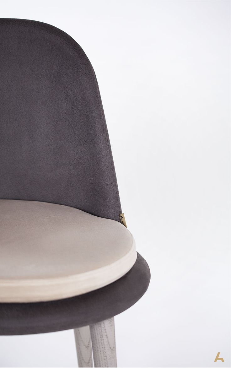 Attia chair, Oak. Designed for our Centrum Collection by George Bosnas | www.anesis.com.gr