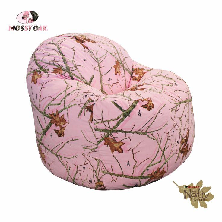 Mossy Oak Pink Lounger