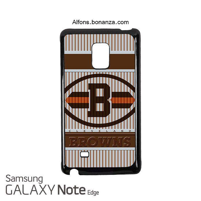 Cleveland Browns NFL Samsung Galaxy Note EDGE Case