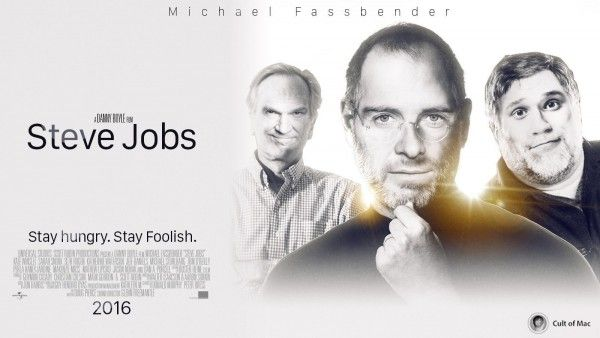 Film Steve Jobs going to be released on Oct 9, 2015