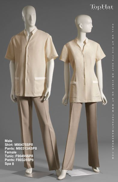26 best theatre uniform ideas images on pinterest for Spa uniform in the philippines