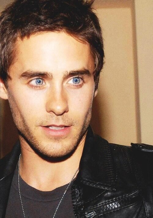 Jared Leto when he was younger. If you can say that. Dude never ages!