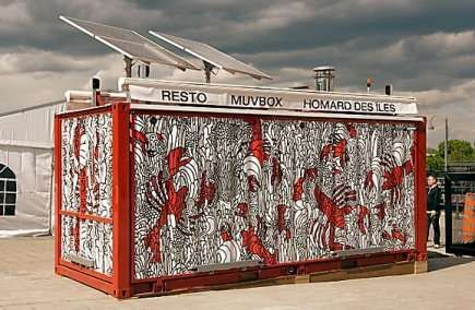 Collapsible Shipping Containers : Cargoshell Containers