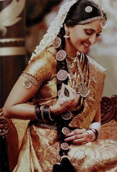 Jewelry and Brides are synonymous in India