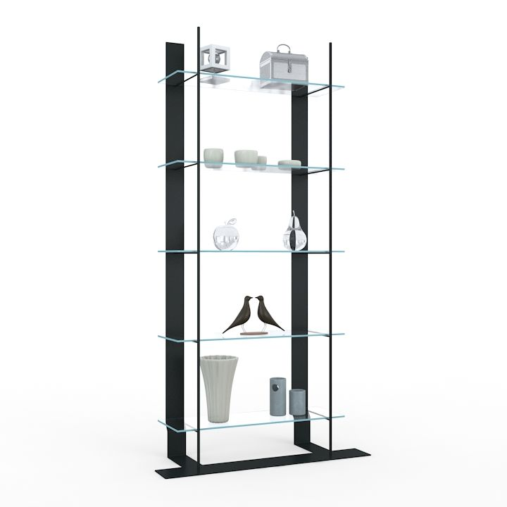 Glass shelve by Ecart International