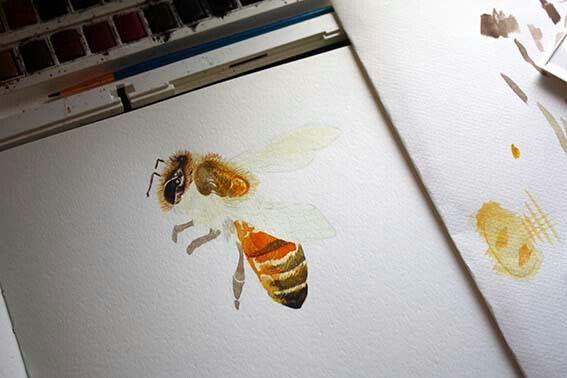 Bee process
