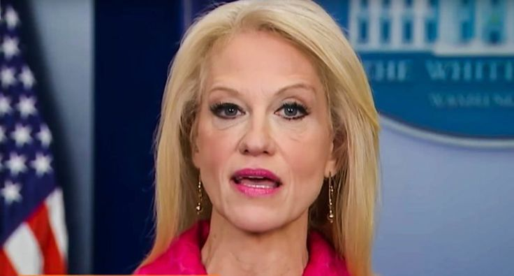 Following a contentious interview, Kellyanne Conway is ready to see an NBC news anchor and others fired