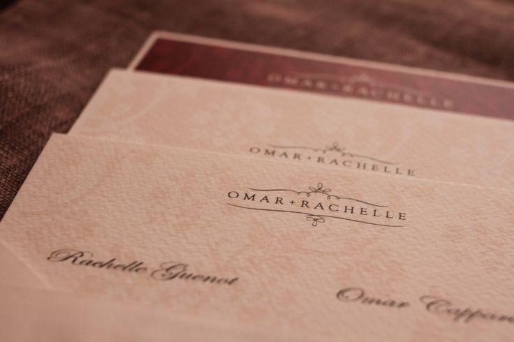 www.italianfelicity.com #weddinginvitations #typography #invitationcard