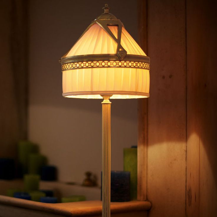 Alfred Classic Floor Lamp - #jaquesgarcia #zonca #zoncalighting