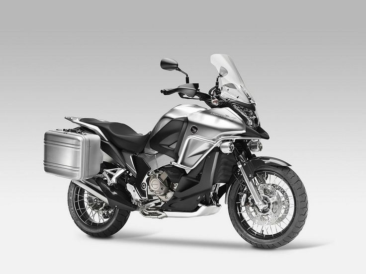Honda Crosstourer concept - Not available in the US yet, but one I find interesting and keeping my eye on. Four cylinder, 1200cc, with dual clutch transmission