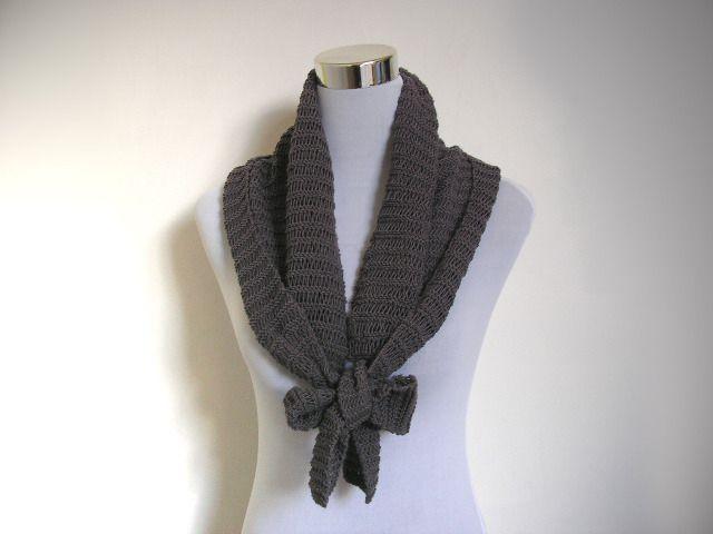 étole, couvre-épaules, écharpe : à porter selon l'envie du moment : Echarpe, foulard, cravate par dyspo-laine