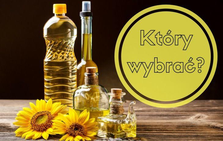 Jaki olej wybrać do smażenia, a jaki do sałatki? Dowiedz się! :) #olej