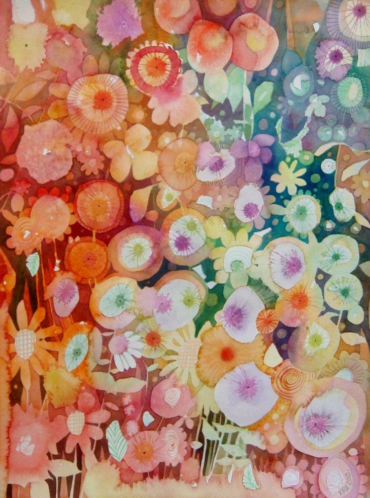 Flores locas (www.kiramamontova.com.ar)