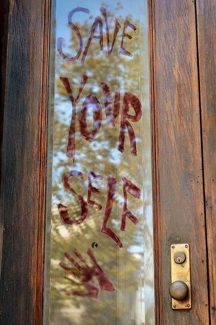 31+ Scary Halloween Window Decoration Ideas That You Need To Do